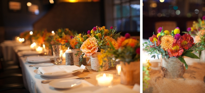 An intimate, rustic fall wedding in Greenwich by Abbey Domond Photography    see more on blog.nearlynewlywed.com