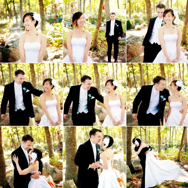 Crafty Robot Wedding by A Brilliant Photo