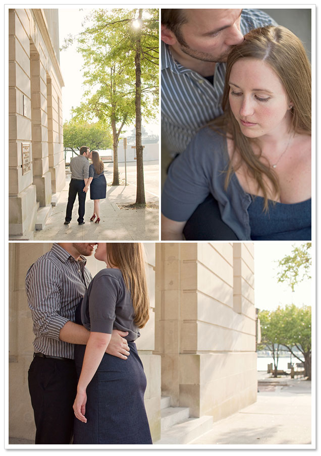 Wilmington Engagement Session by Ashley + David Photography on ArtfullyWed.com