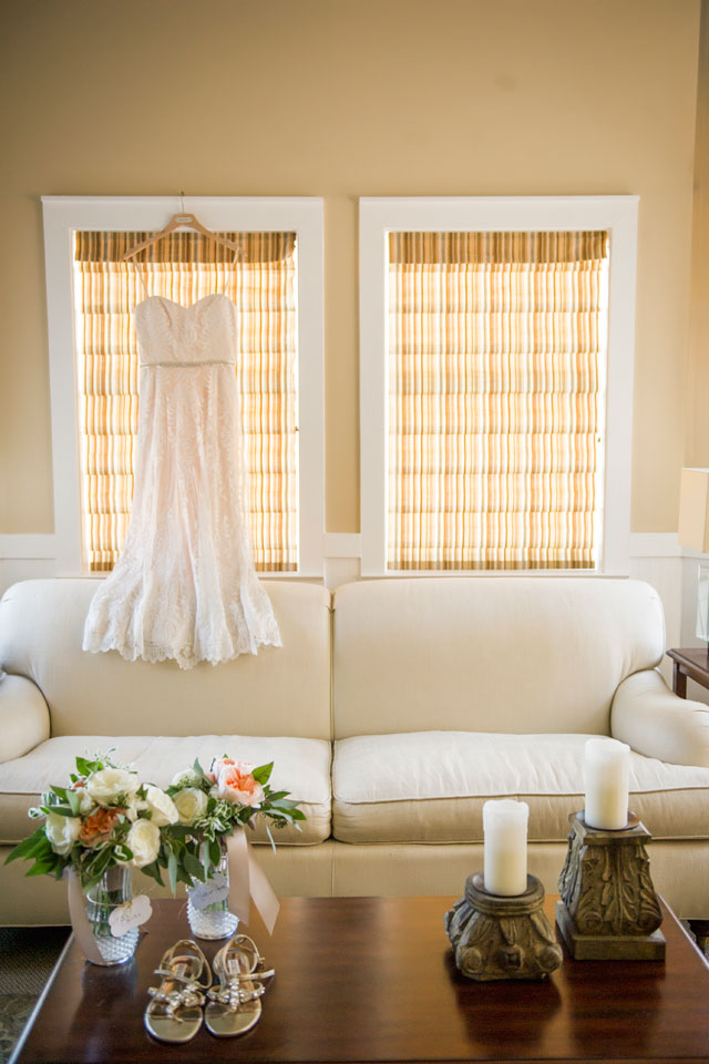 A charming beachside bed and breakfast wedding in Florida | Aislinn Kate Photography