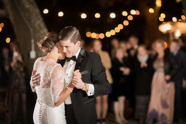 A rustic and earthy fall bayside wedding in Florida with natural elements by Aislinn Kate Photography