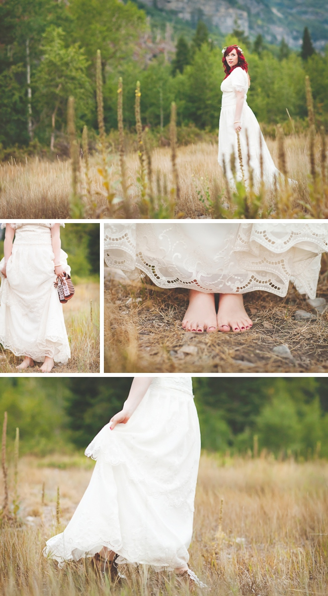 Bride & Groom Session in the Wasatch Mountains by AK Studio & Design on ArtfullyWed.com