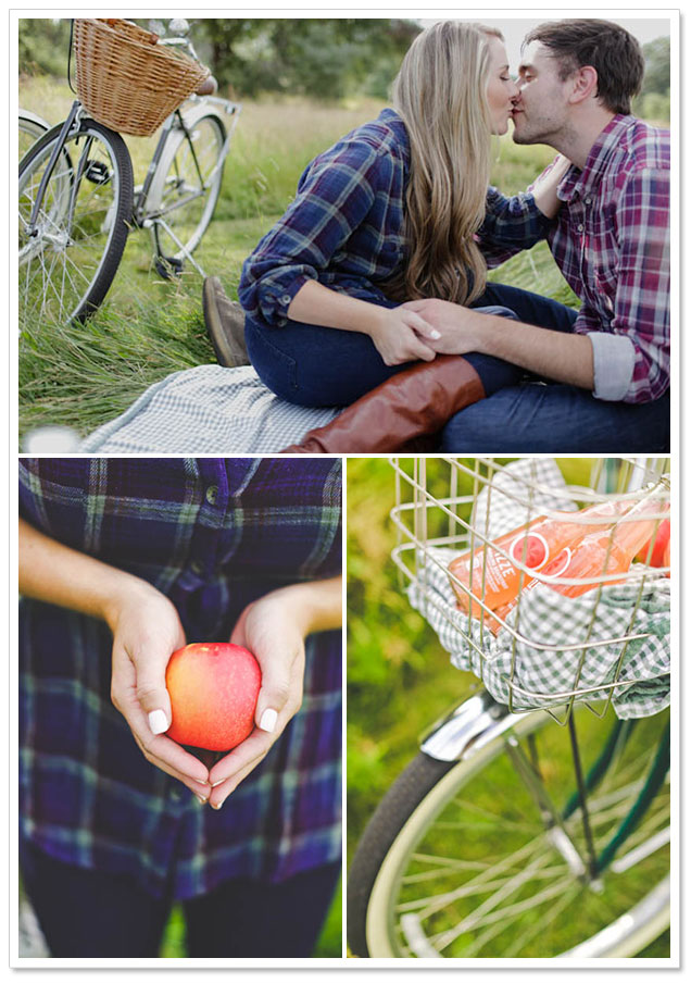 Lake Cuyamaca Engagement Session by Allie Lindsey Photography on ArtfullyWed.com