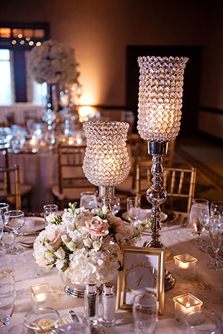 An elegant and lavish pink Virginia wedding fit for a princess | Amber Kay Photography: http://www.amberkayphoto.com