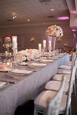 A black tie luxe wedding in Chicago | Annie Steele Photography: http://www.anniesteele.com
