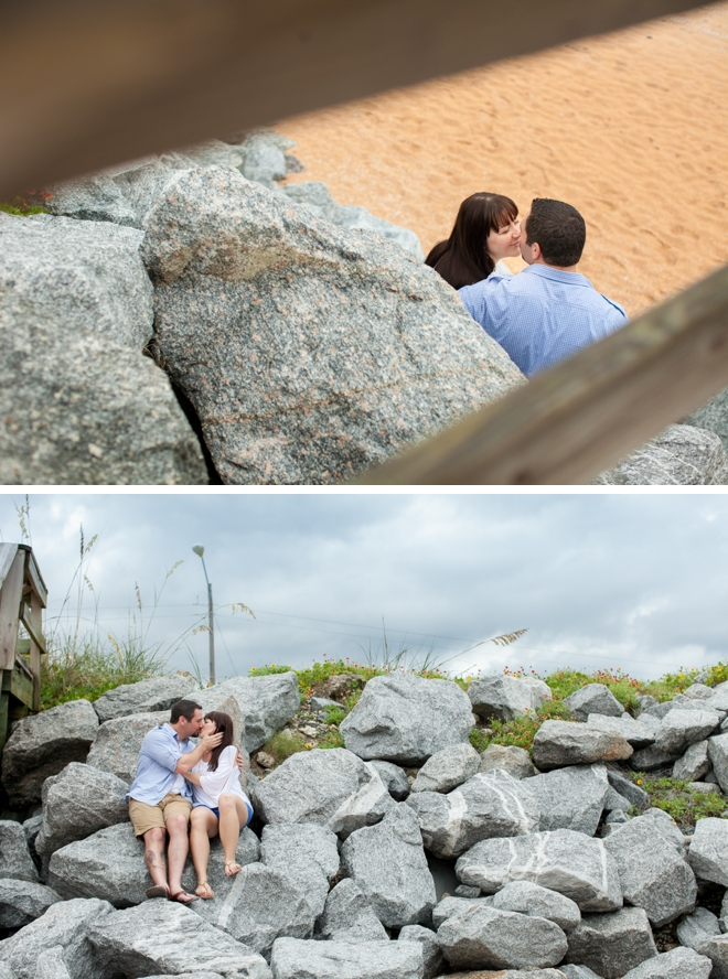 Flagler Beach Pier Engagement by ArtPhotoSoul Photographers