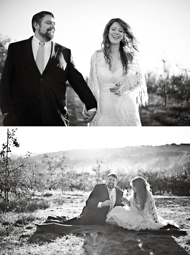 Sunrise Rock the Dress by Ashley Therese Photography on ArtfullyWed.com