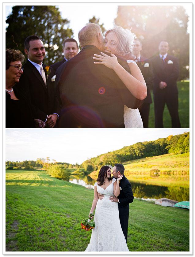 Millbrook Vineyards Wedding by Ashley Therese Photography on ArtfullyWed.com