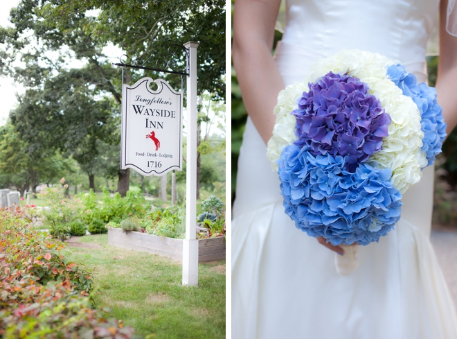 Longfellow's Wayside Inn Wedding by Audrey Courchesne on ArtfullyWed.com