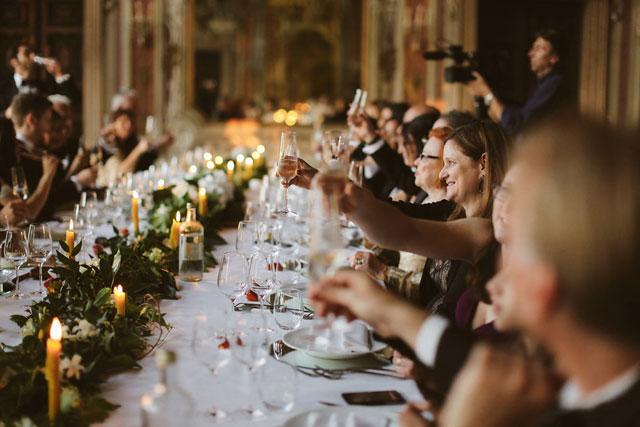 The quintessential elegant Venetian wedding | Barbara Zanon Photography and Angel Lion Weddings & Events