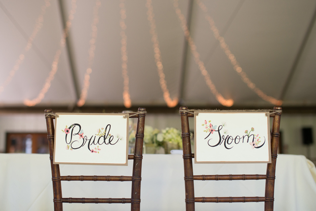 A rustic and romantic blush and ivory wedding at Calamigos Ranch in Malibu // photos by Becca Rillo Photography: http://www.beccarillo.com || see more on https://blog.nearlynewlywed.com