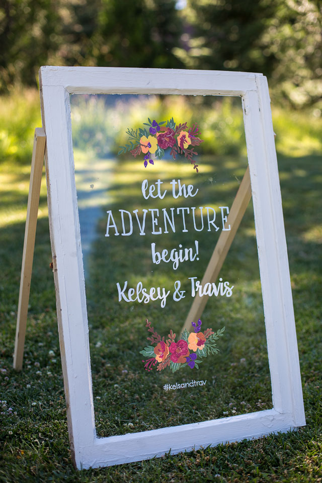 An amazing outdoor adventure wedding with camping and a national park theme in Northern California by Bergreen Photography