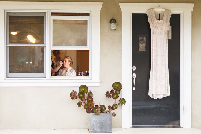 A San Luis Obispo wedding at Biddle Park with DIY details by Bergreen Photography