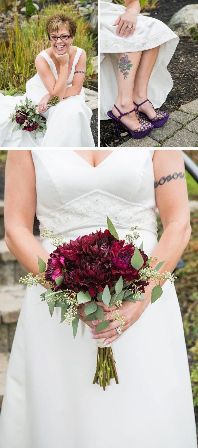 Take Two Styled Wedding Shoot by Black Thumb Studio