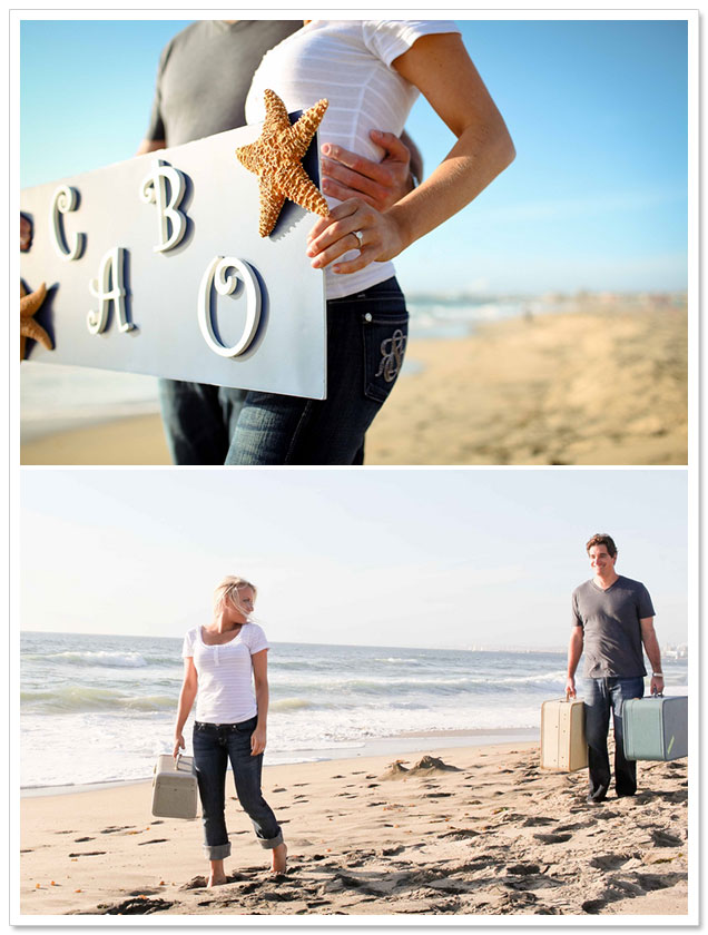 Redondo Beach Engagement Session by Brooke Merrill Photography on ArtfullyWed.com