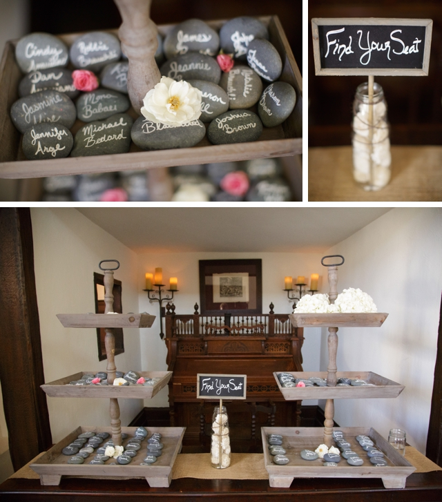 A stunning summer DIY wedding at a Spanish-style villa by BrittRene Photo    see more on blog.nearlynewlywed.com