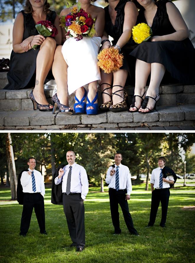 Awbrey Butte Wedding by Byron Roe Photography