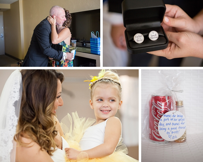 Bahia Mar Wedding by Captured Photography by Jenny