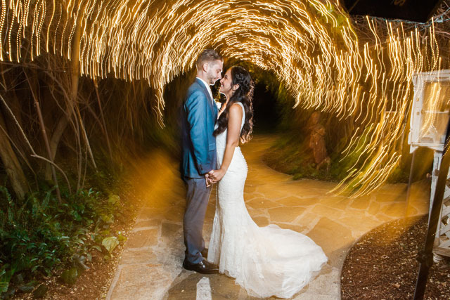 A multicultural garden estate wedding featuring Persian traditions like sofreh aghd by Carrie McGuire Photography