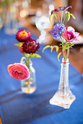 A colorful and eclectic Chagall inspired wedding in Nashville by Christa Hitchcock Photography