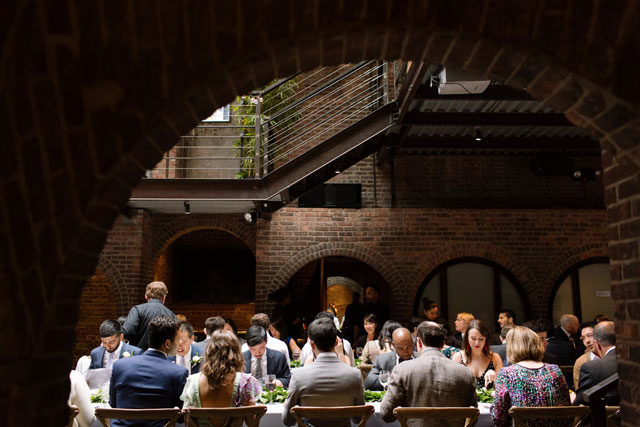 A multicultural wedding at The Foundry with greenery, peonies and fabulous food by City Love Photography and NST Pictures