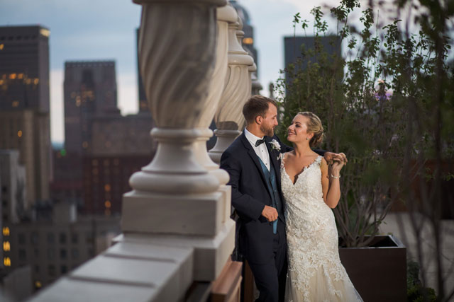 A classic Kentucky wedding at the historic Brown Hotel by Cory Lee Photography