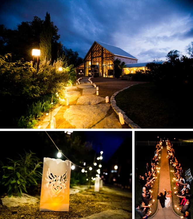 Modern orange and purple Jewish wedding by Cory Ryan Photography    see more at blog.nearlynewlywed.com