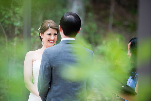 An intimate destination wedding at Austin's Umlauf Sculpture Gardens | Cory Ryan Photography: coryryan.com