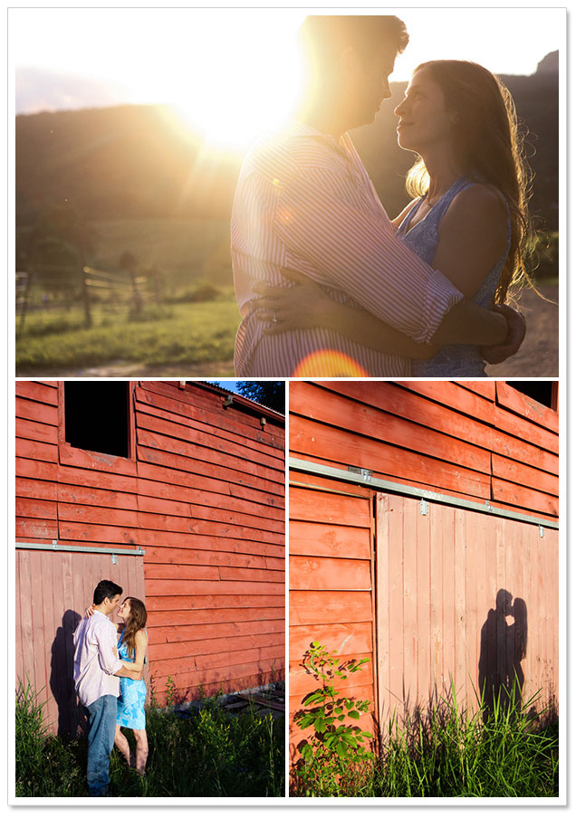 Summer Engagement by JacPfef on ArtfullyWed.com
