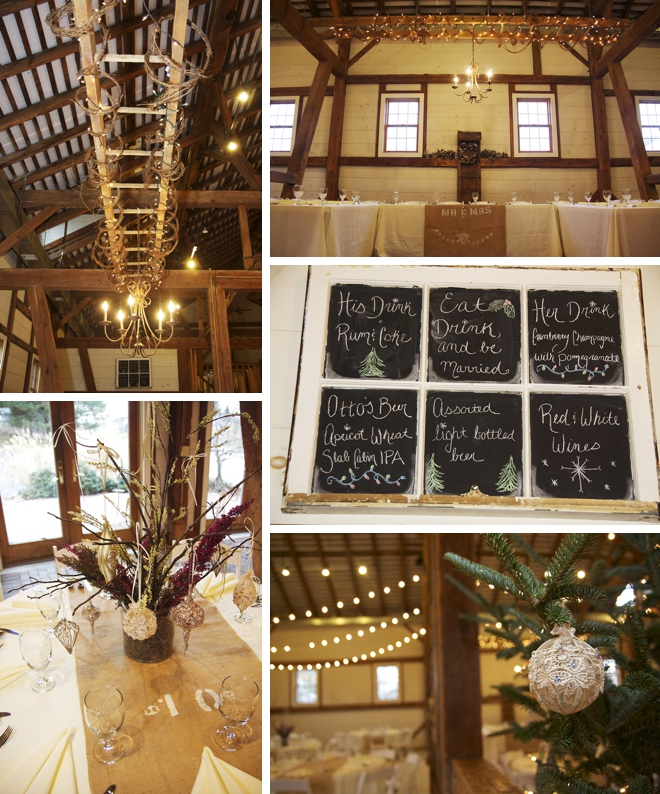 Winter Solstice Wedding by Dana Marie Photography on ArtfullyWed.com