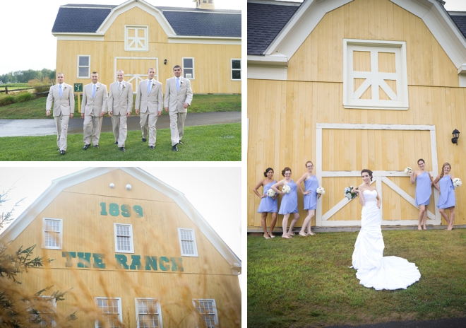 Rustic DIY Wedding at the Ranch by dani. fine photography on ArtfullyWed.com