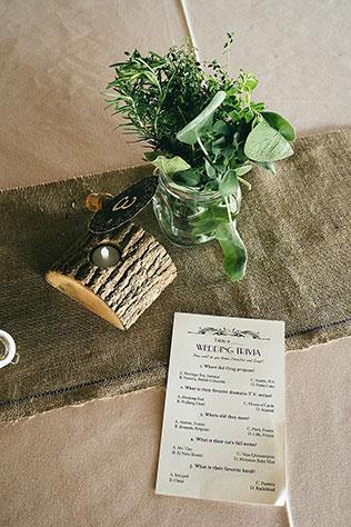 A DIY wedding at a modern castle in Iowa by Daniel Lopez Perez Photography