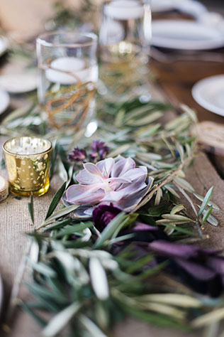 A sweet and rustic wedding at Piney River Ranch by Danielle DeFiore Photography