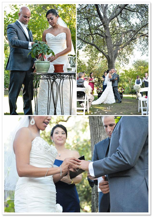 Wendy + Chris' Orcutt Ranch Wedding by Dahlphotog on ArtfullyWed.com