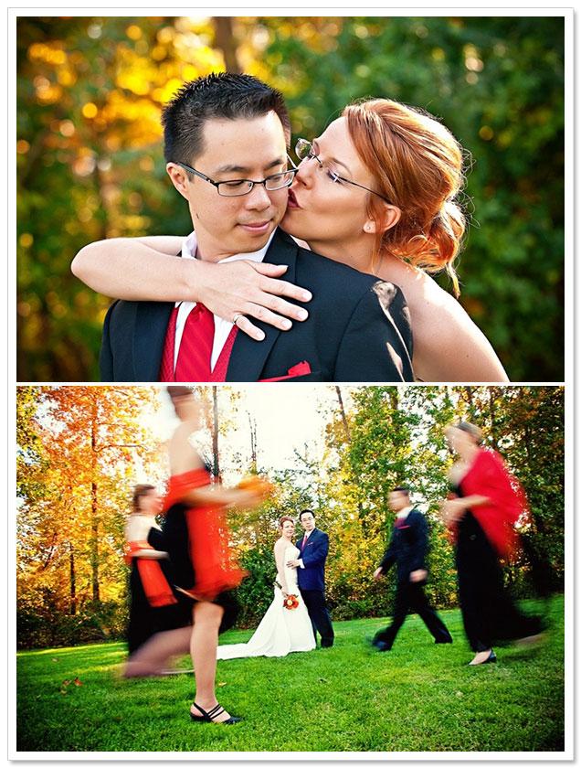 Virginia Oaks Golf Club Wedding by Ever After Visuals on ArtfullyWed.com