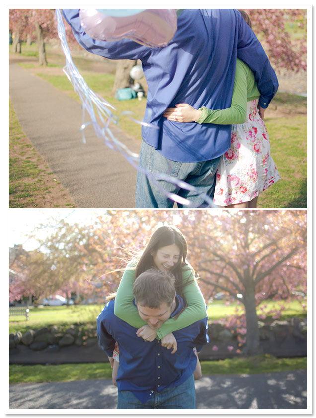 Taylor Park Engagement Session by East Coast Bride Photography on ArtfullyWed.com