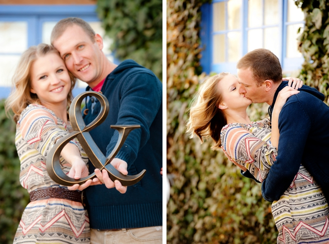 Corrales Engagement by Ell Photography