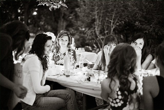 Garden party lingerie bridal shower by Eminence Photography || see more on blog.nearlynewlywed.com