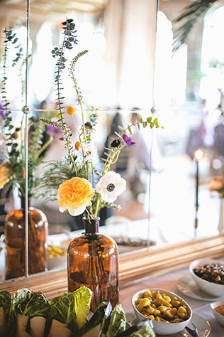 A colorful and quirky Wes Anderson inspired wedding in Savannah by Foto Bohemia and Ivory & Beau
