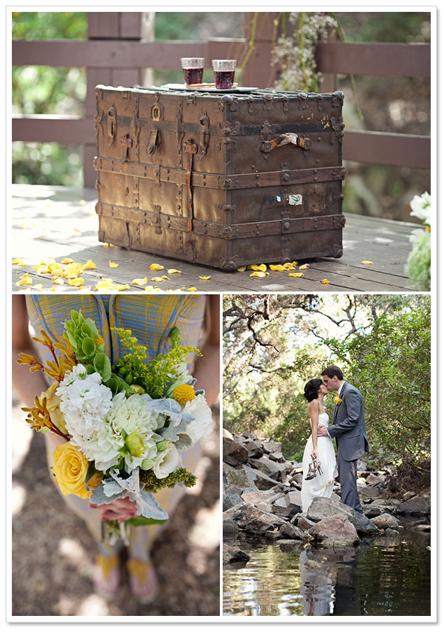 Anaheim Hill Nature Center Wedding by Frenzel Photographers on ArtfullyWed.com