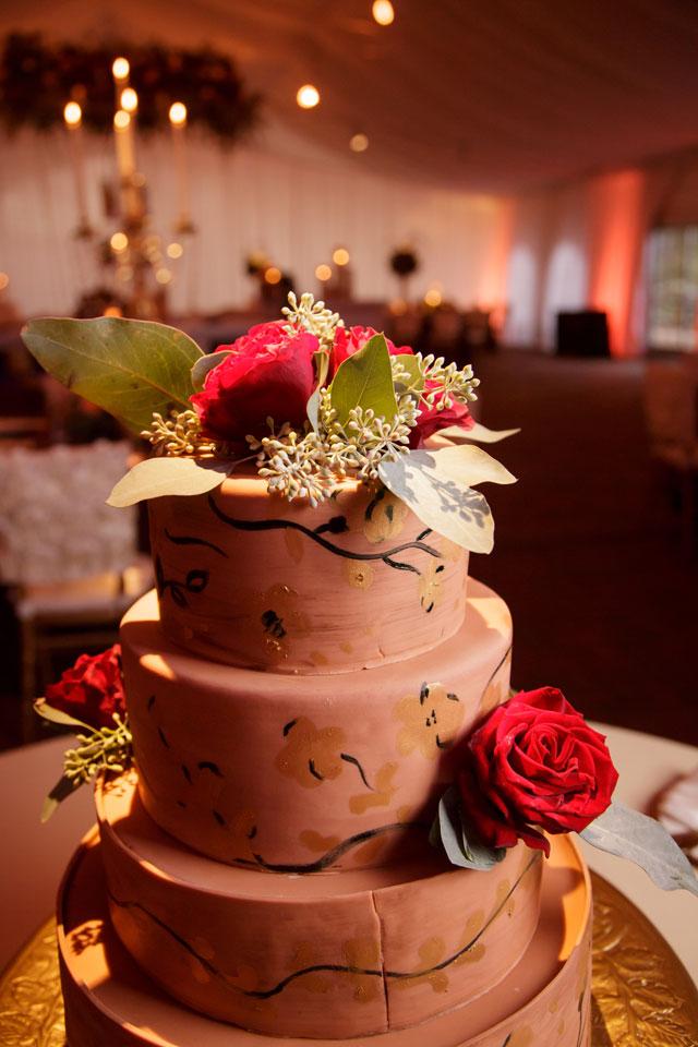 A romantic winter wedding celebration at one of Asheville's greatest venues, The Biltmore Estate   Grant & Deb Photographers: http://grantdeb.com