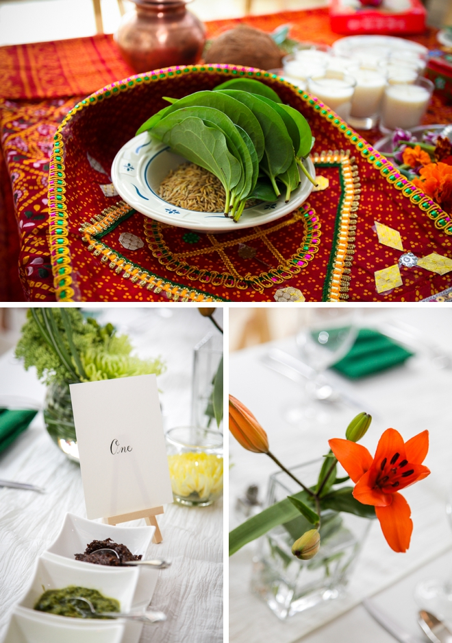 Colorful Hindu Wedding by Greenhouse Loft