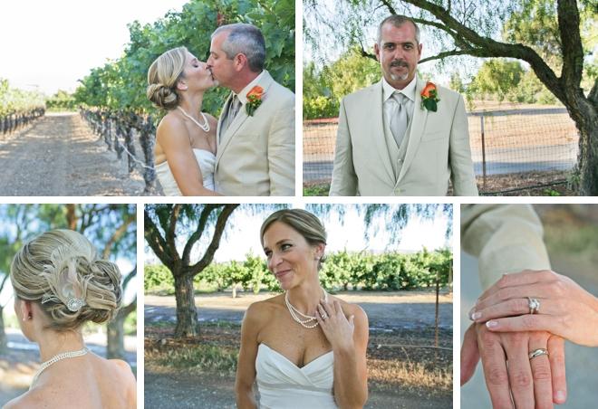 Retzlaff Vineyards Wedding by Hayley Anne Photography