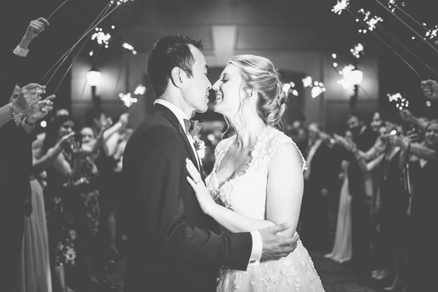 A romantic watercolor Asian fusion wedding with a tea ceremony at a resort and winery in Georgia by Holly Von Lanken Photography