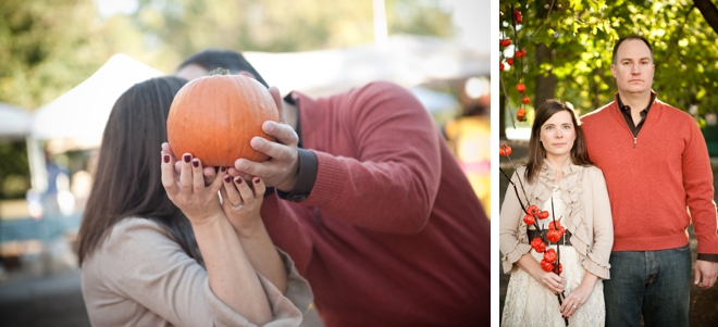 Farmers' Market Engagement by Heather Parker Photography