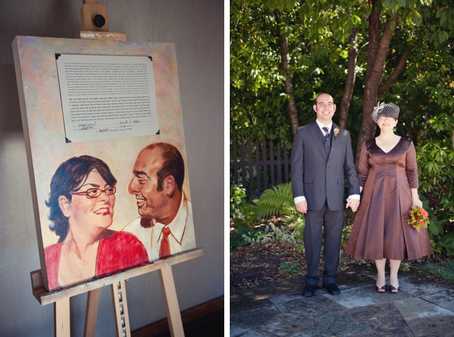 DIY Jewish Wedding by Heidi Ryder Photography