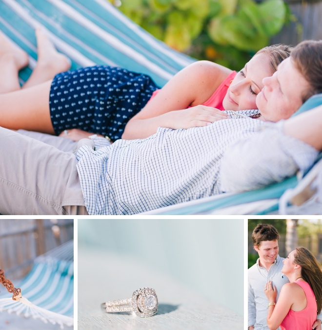 Fort Myers Beach Engagement by Hunter Ryan Photo