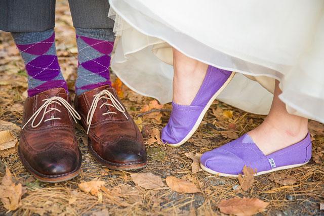 An autumn wedding in Vermont with a geek chic Great Gatsby theme | Jaclyn Schmitz Photography: http://jaclynschmitz.com