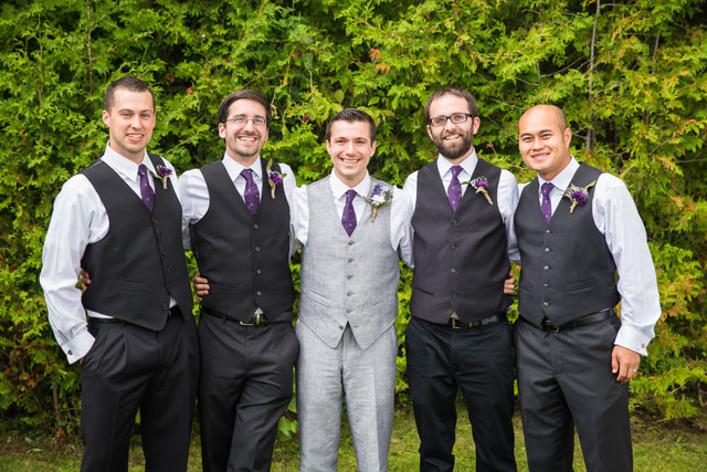 A purple summer wedding at the Grand Lodge on the Lake in Lake Placid | Jaclyn Schmitz Photography: jaclynschmitz.com