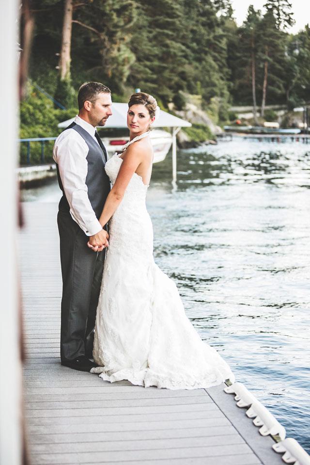A beautiful orchard wedding with lake views at Green's Landing   Jacquelynn Brynn Photography: http://www.jacquelynnbrynn.com